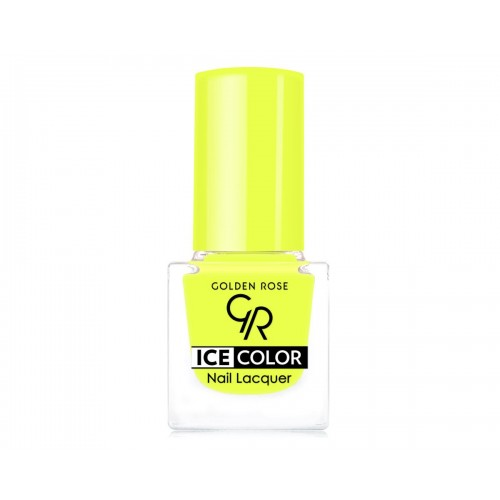 Ice Color Nail Lacquer – Lakier do paznokci - 203 - Golden Rose