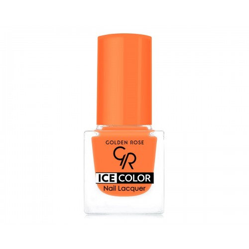 Ice Color Nail Lacquer – Lakier do paznokci - 204 - Golden Rose
