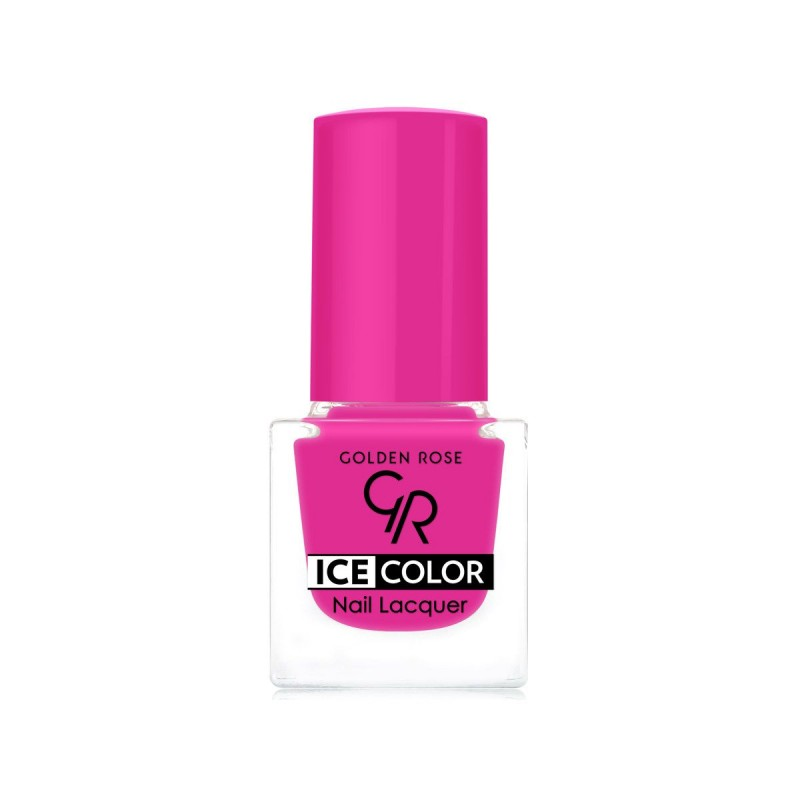 Golden Rose Ice Color Nail Lacquer 205 Lakier do paznokci