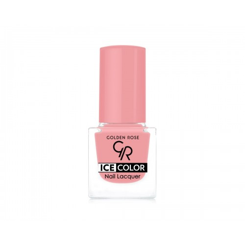 Ice Color Nail Lacquer – Lakier do paznokci - 213 - Golden Rose