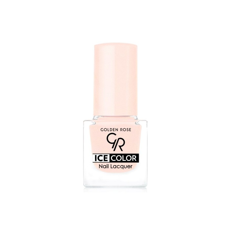 Golden Rose Ice Color Nail Lacquer 214 Lakier do paznokci