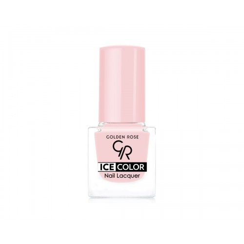 Ice Color Nail Lacquer – Lakier do paznokci - 215 - Golden Rose