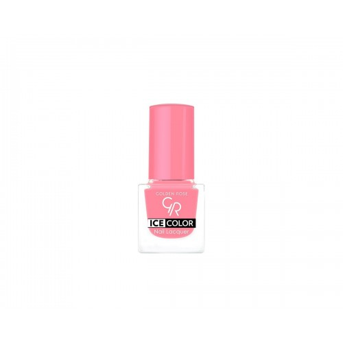 Ice Color Nail Lacquer – Lakier do paznokci - 216 - Golden Rose