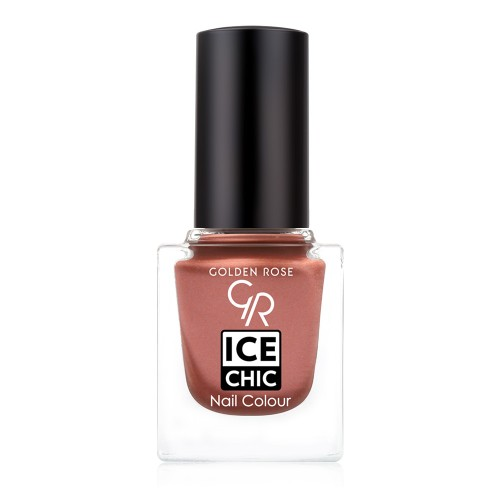 Ice Chic Nail Colour - Lakier do paznokci - 62- Golden Rose