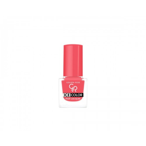 Ice Color Nail Lacquer – Lakier do paznokci - 218 - Golden Rose