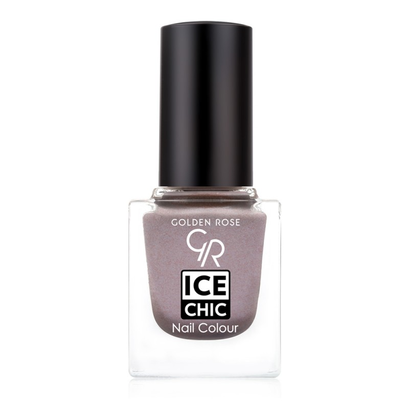Ice Chic Nail Colour - Lakier do paznokci - 64- Golden Rose