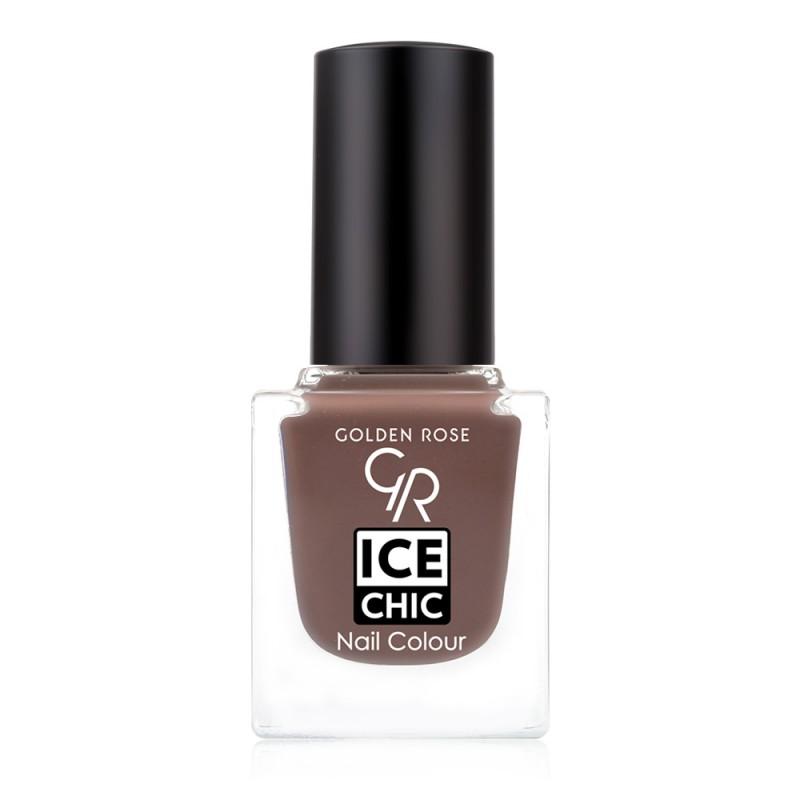 Ice Chic Nail Colour - Lakier do paznokci - 65- Golden Rose