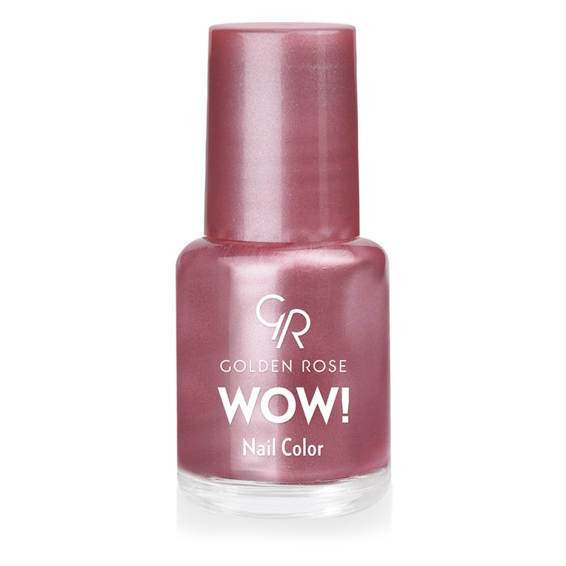 WOW Nail Color - Lakier do paznokci - 26 -  Golden Rose