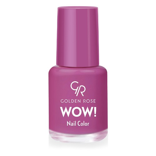 WOW Nail Color - Lakier do paznokci - 27 -  Golden Rose