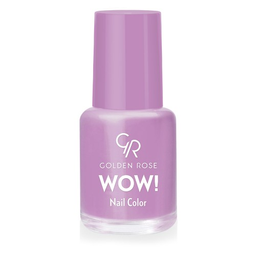 WOW Nail Color - Lakier do paznokci - 28 -  Golden Rose
