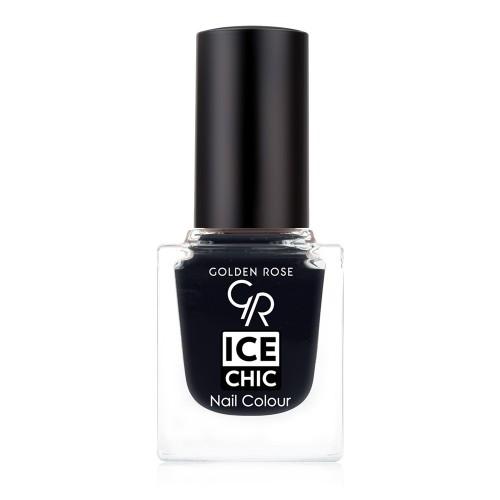Ice Chic Nail Colour - Lakier do paznokci - 69- Golden Rose