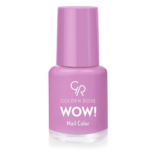 WOW Nail Color - Lakier do paznokci - 29 -  Golden Rose
