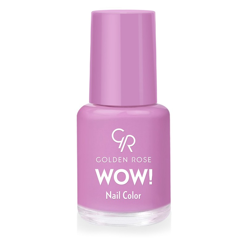 Golden Rose WOW Nail Color 29 Lakier do paznokci