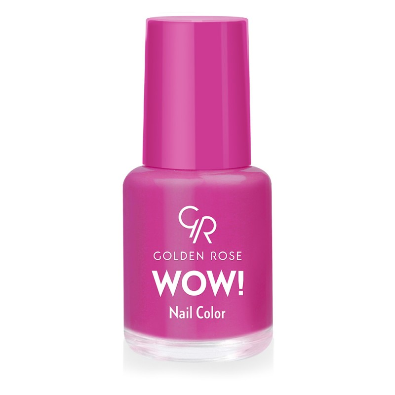Golden Rose WOW Nail Color 31 Lakier do paznokci