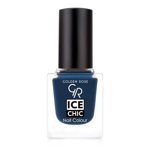 Ice Chic Nail Colour - Lakier do paznokci -72- Golden Rose