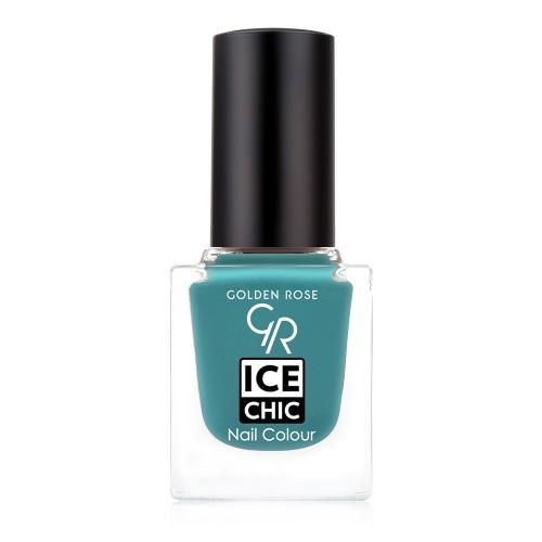 Ice Chic Nail Colour - Lakier do paznokci -73- Golden Rose