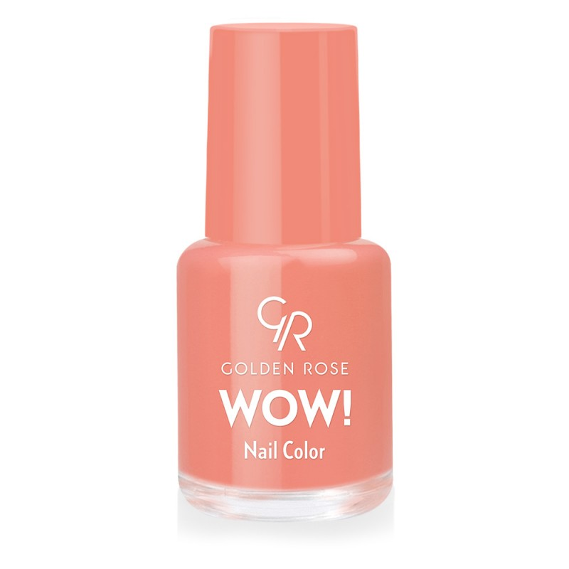 Golden Rose WOW Nail Color 35 Lakier do paznokci