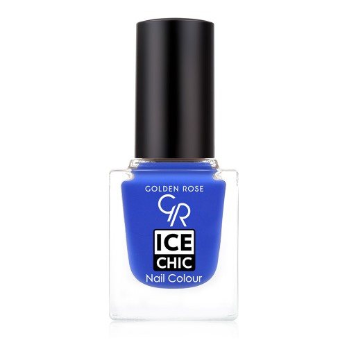 Ice Chic Nail Colour - Lakier do paznokci -76- Golden Rose