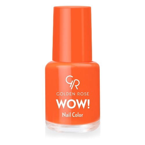WOW Nail Color - Lakier do paznokci - 37 -  Golden Rose