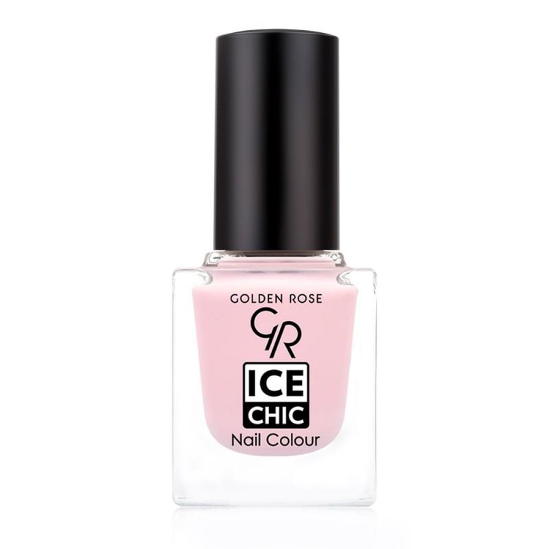 Ice Chic Nail Colour - Lakier do paznokci -79- Golden Rose