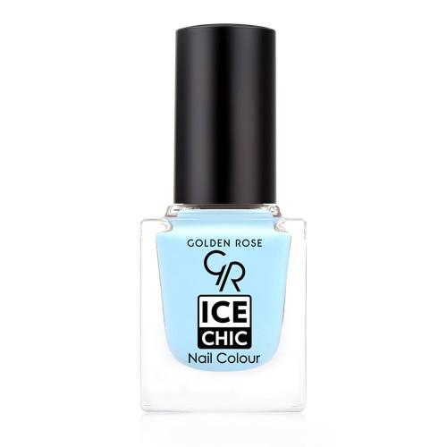 Ice Chic Nail Colour - Lakier do paznokci -80- Golden Rose