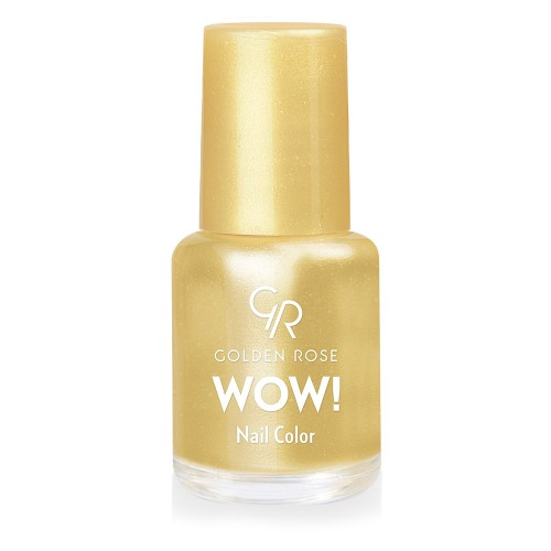 WOW Nail Color - Lakier do paznokci - 42 -  Golden Rose