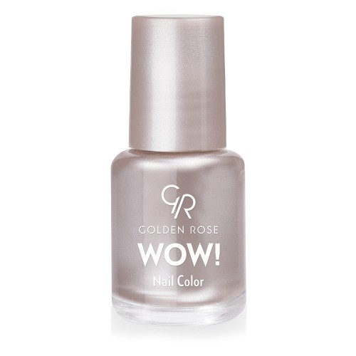 WOW Nail Color - Lakier do paznokci - 43 -  Golden Rose