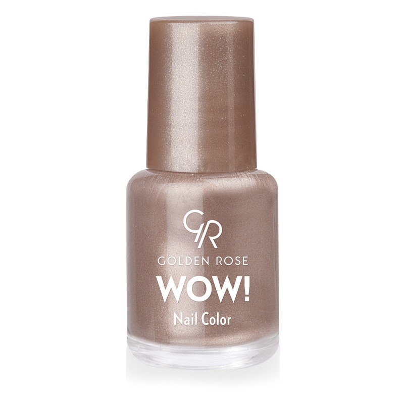 Golden Rose WOW Nail Color 46 Lakier do paznokci