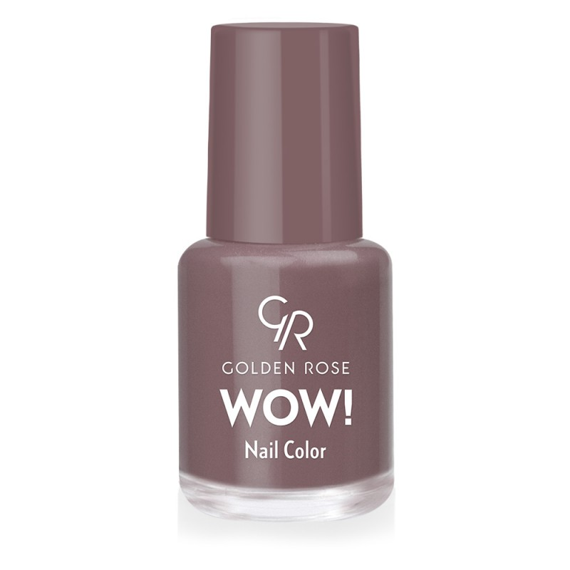WOW Nail Color - Lakier do paznokci - 47 -  Golden Rose