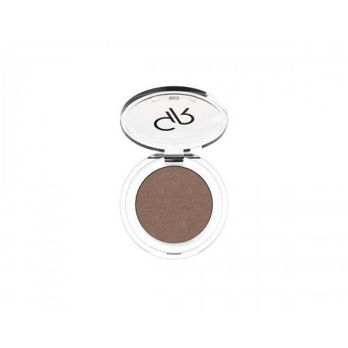 Soft Color Pearl Mono Eyeshadow - Perłowy cień do powiek - 49 - Golden Rose