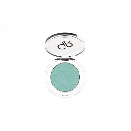 Soft Color Pearl Mono Eyeshadow - Perłowy cień do powiek - 53 - Golden Rose