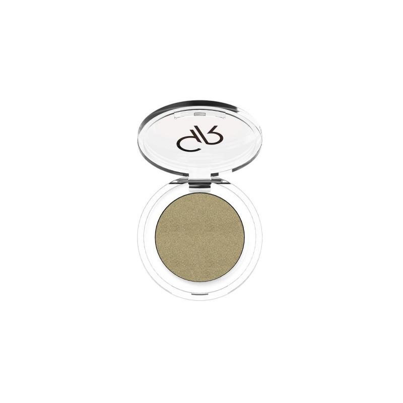 Soft Color Pearl Mono Eyeshadow - Perłowy cień do powiek - 54 - Golden Rose