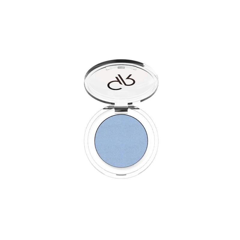 Soft Color Pearl Mono Eyeshadow - Perłowy cień do powiek - 60 - Golden Rose