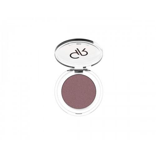 Soft Color Pearl Mono Eyeshadow - Perłowy cień do powiek - 62 - Golden Rose