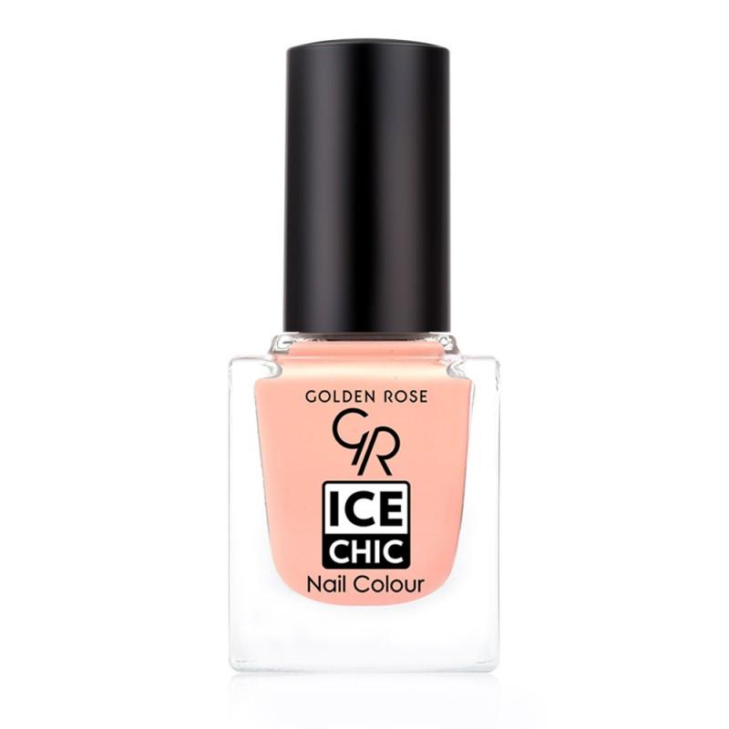 Ice Chic Nail Colour - Lakier do paznokci -86- Golden Rose