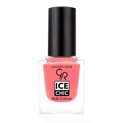 Ice Chic Nail Colour - Lakier do paznokci -88- Golden Rose