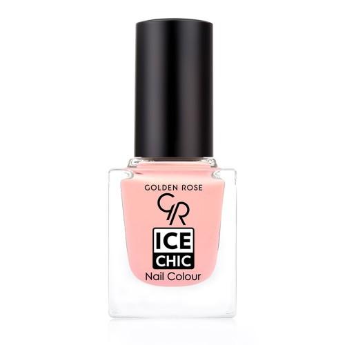 Ice Chic Nail Colour - Lakier do paznokci -89- Golden Rose