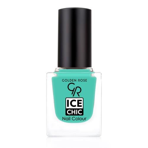 Ice Chic Nail Colour - Lakier do paznokci -94- Golden Rose