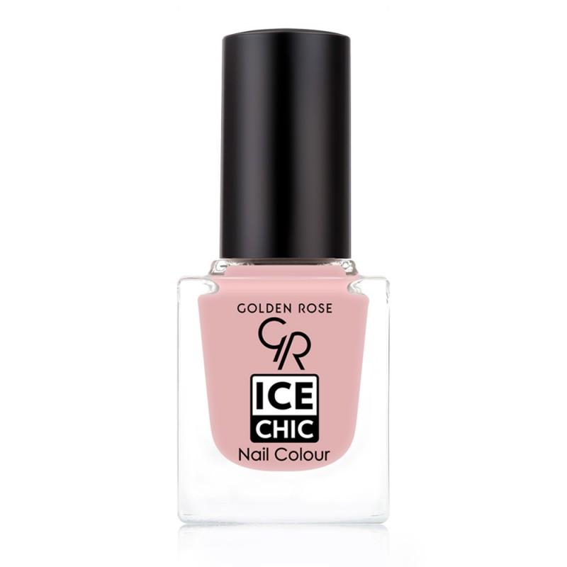 Ice Chic Nail Colour - Lakier do paznokci -99- Golden Rose