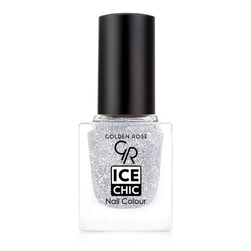 Ice Chic Nail Colour - Lakier do paznokci -101 - Golden Rose