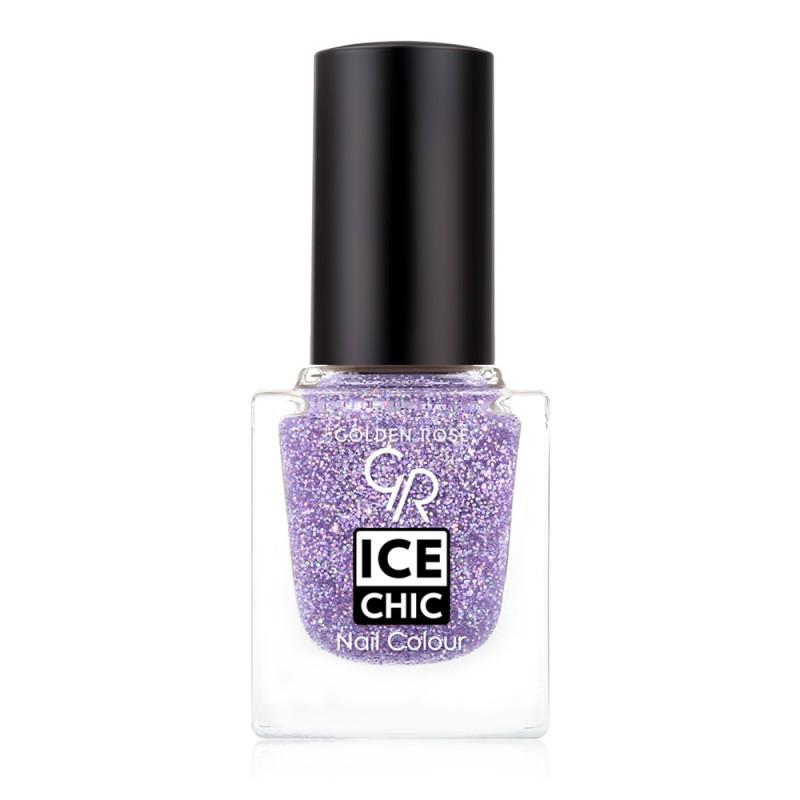 Ice Chic Nail Colour - Lakier do paznokci -103- Golden Rose