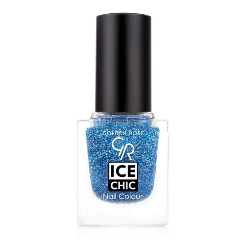 Ice Chic Nail Colour - Lakier do paznokci - 106- Golden Rose