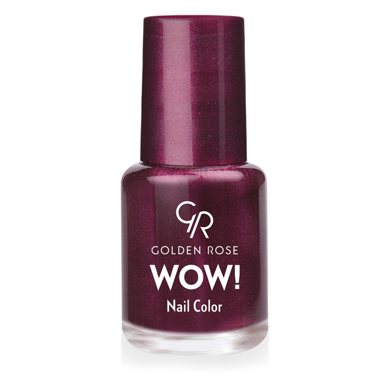 Golden Rose WOW Nail Color 55 Lakier do paznokci