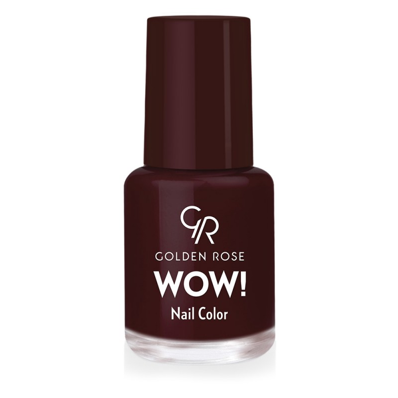 WOW Nail Color - Lakier do paznokci - 56 -  Golden Rose