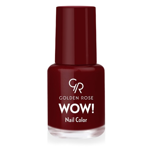 WOW Nail Color - Lakier do paznokci - 58 -  Golden Rose