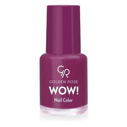 Golden Rose WOW Nail Color 61 Lakier do paznokci