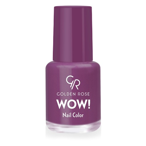 Golden Rose WOW Nail Color 62 Lakier do paznokci
