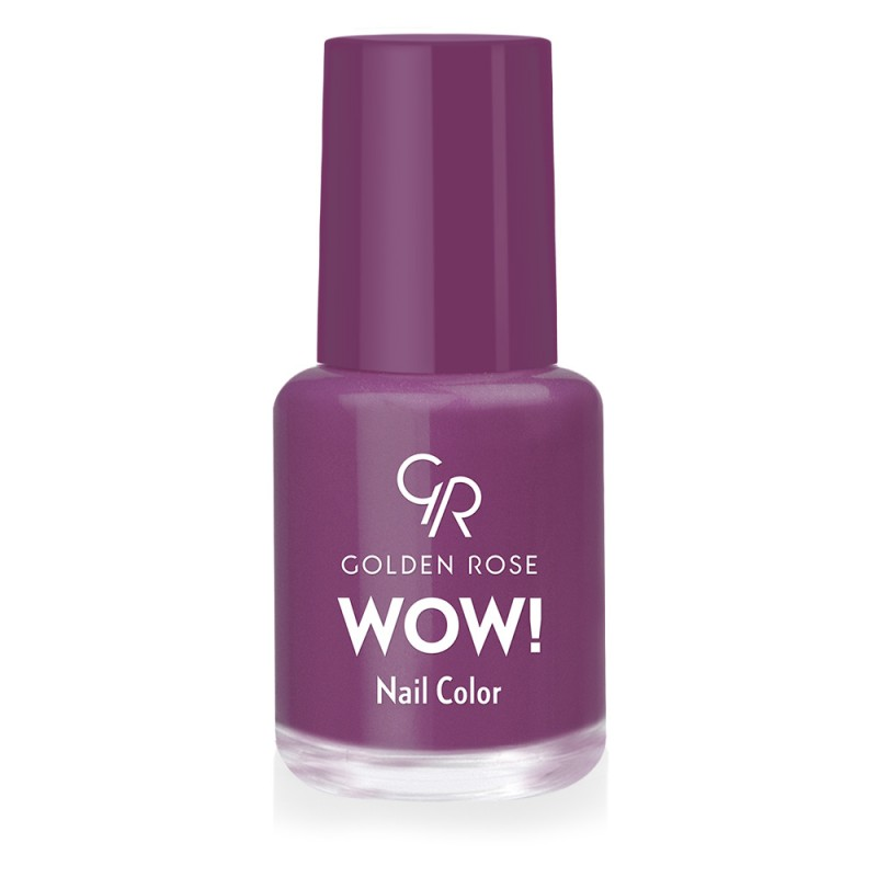 WOW Nail Color - Lakier do paznokci - 62 - Golden Rose