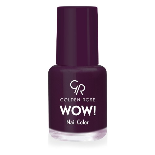 WOW Nail Color - Lakier do paznokci - 63 - Golden Rose
