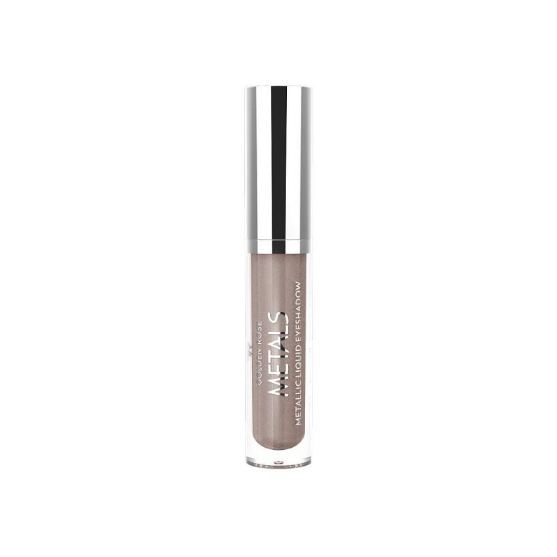 Golden Rose Metals Metallic Liquid Eyeshadow 105 Metaliczny cień do powiek w płynie